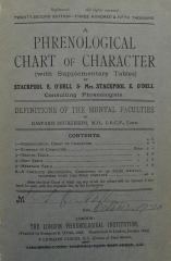 Title page of the Chart
